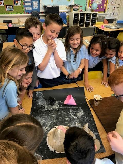 Classroom Eruptions