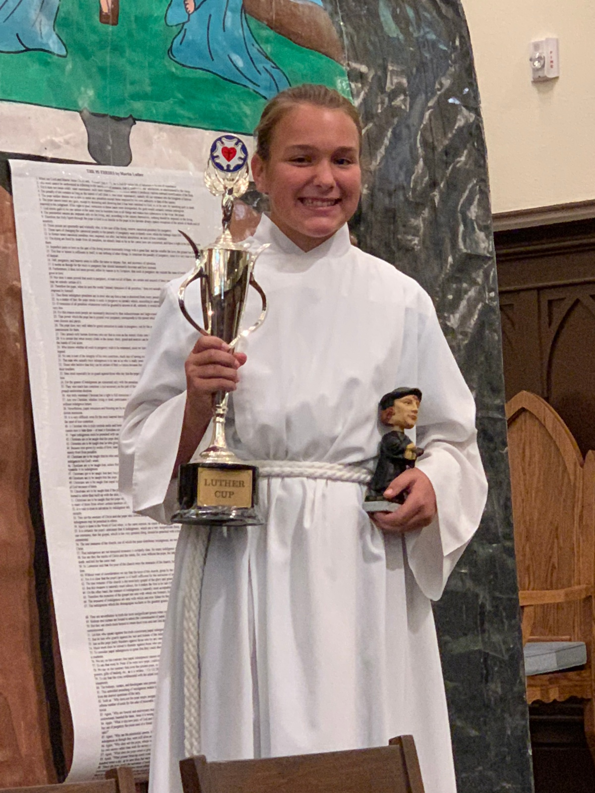11th Annual Junior Martin Luther Competition