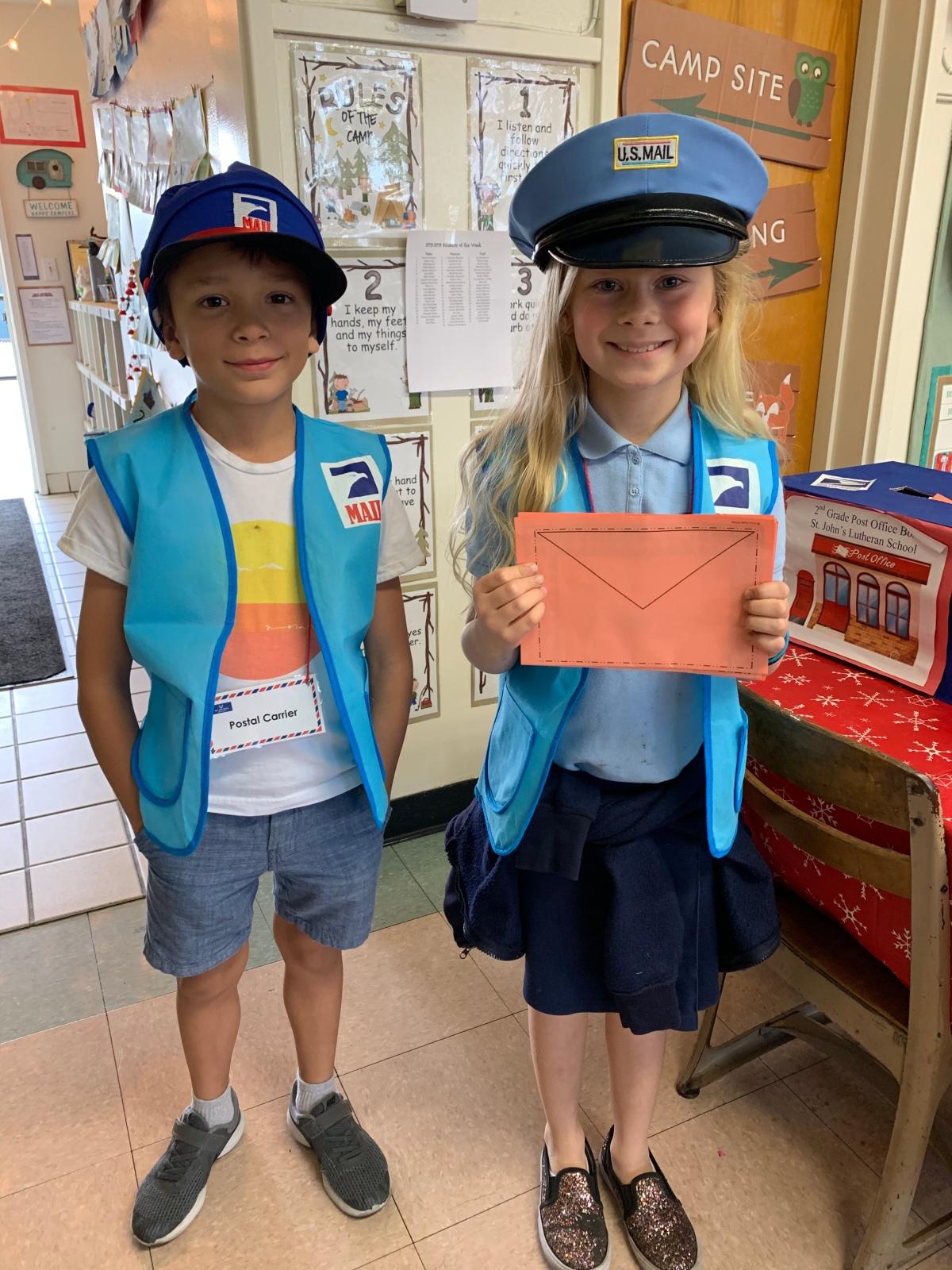 2nd Grade Post Office… You've GotMail