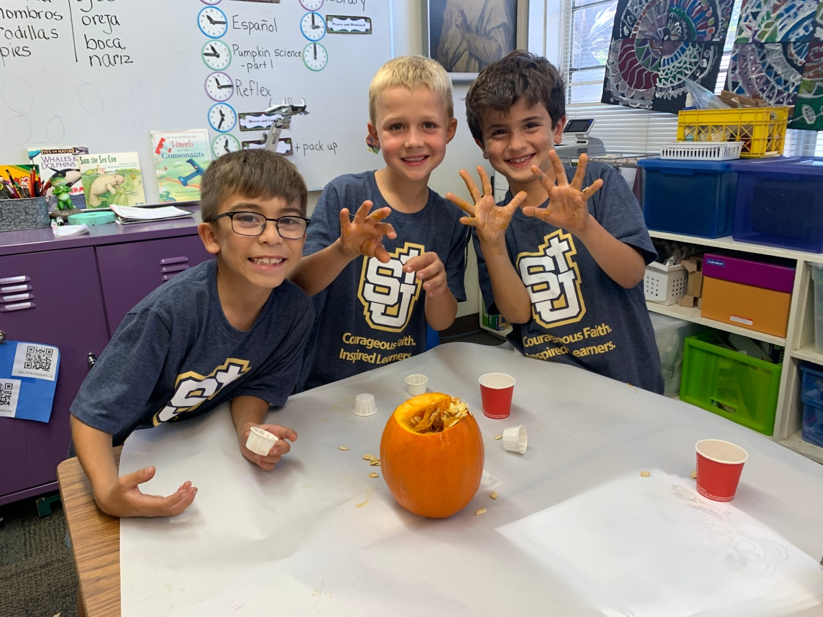 Pumpkin Science!