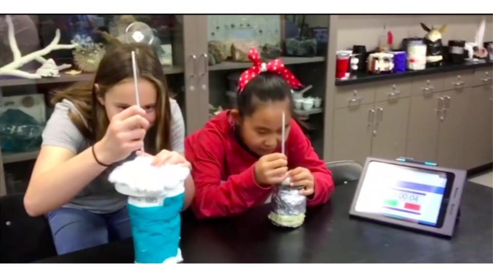 Ask…Imagine… Plan…Create…Improve! 6th GradeEngineers!